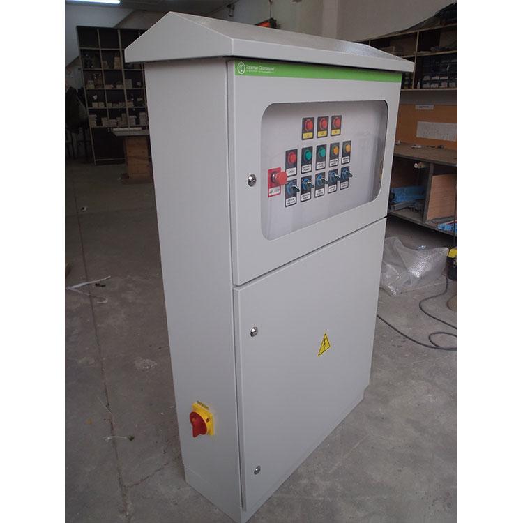 Helezon Tipi Arıtma Otomasyonu